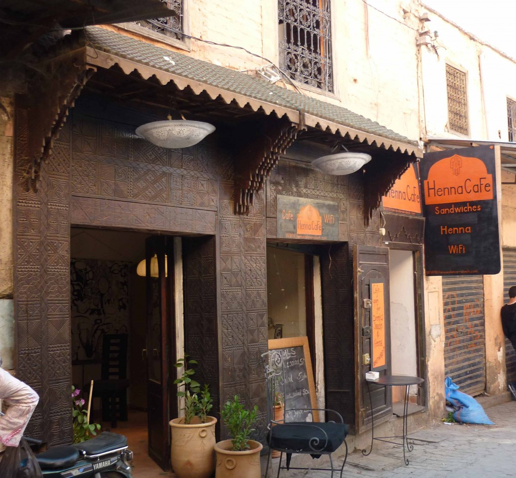 La Sultana Cafe Menu