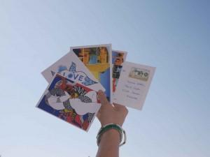 Sending Postcards