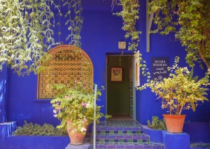 Berber Museum, Marrakech Majourelle Gardens