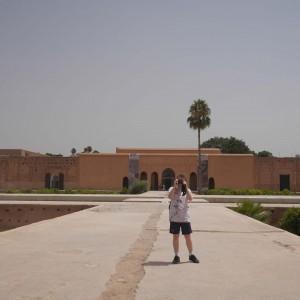 The Bahia Palace, Marrakech