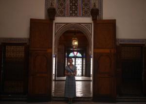 Dar Si Said museum, Marrakech Medina