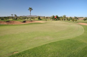 On the Green, Marrakech Golf Course