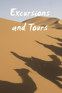Desert Tours, Day Trips and Excursions from Marrakech, Morocco