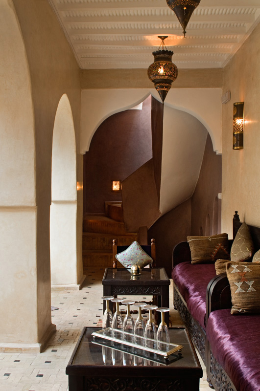 Riad Papillon - Luxury Riad in Marrakech, Morocco. Book ...