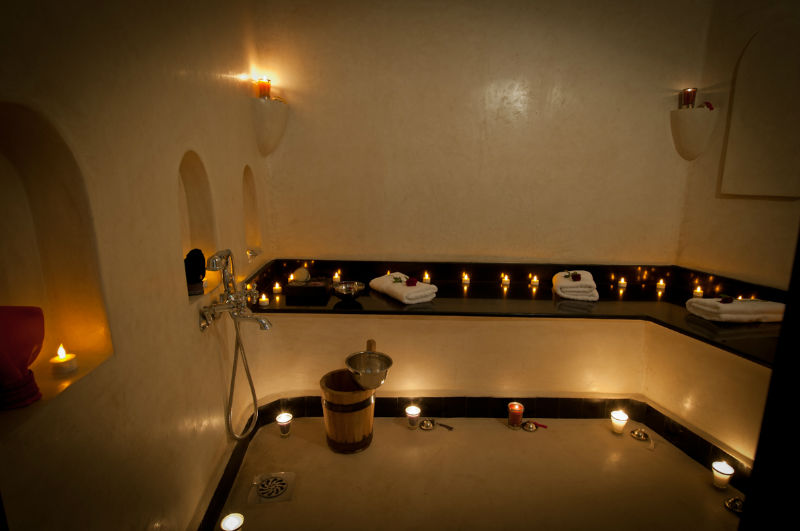 Hammam and Massage