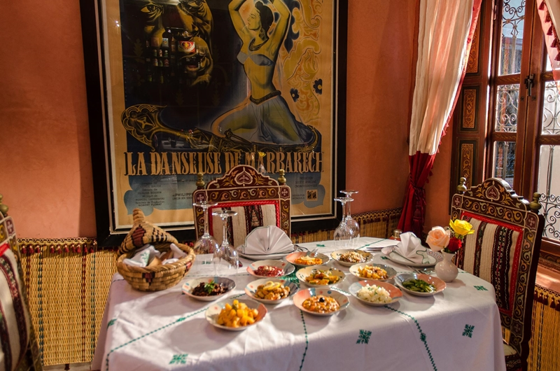 Riad Hikaya Luxury Riad In Marrakech Morocco Book Riad