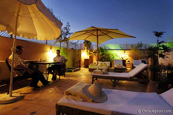 Riad jonan luxury riad in marrakech morocco book riad for Best riads in marrakesh