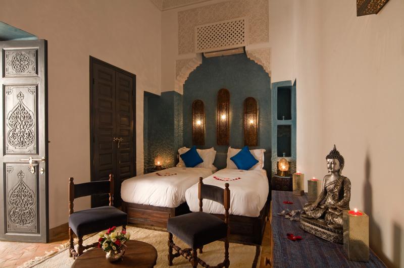 Riad cinnamon luxury riad in marrakech morocco book for Luxury riad in marrakech
