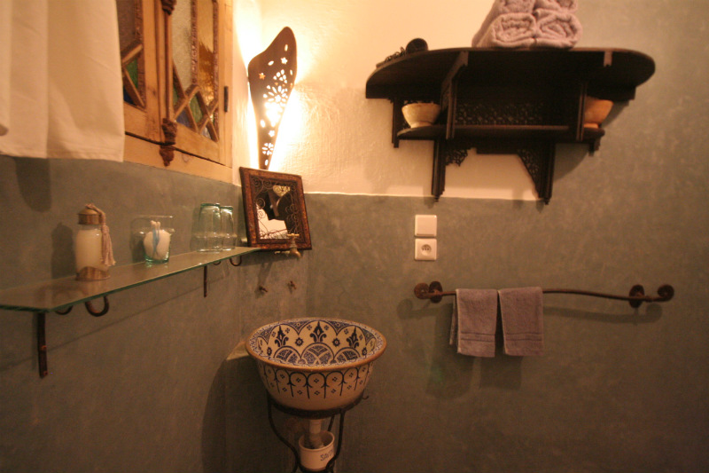 L'arbre et la Lune Bathroom