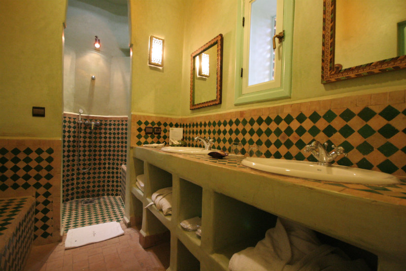 Salle de bain Suite Senior