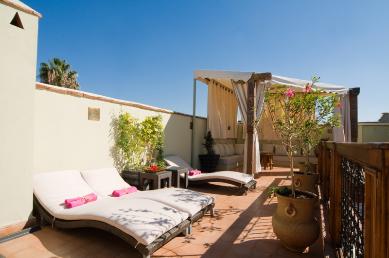 Riad Chayma Luxury Riad In Marrakech Morocco Book Riad