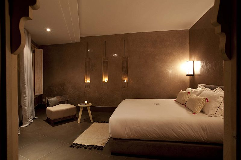 Dar maya riad de luxe marrakech maroc r servez dar maya aujourd 39 hui - Exemple de couleur de chambre ...