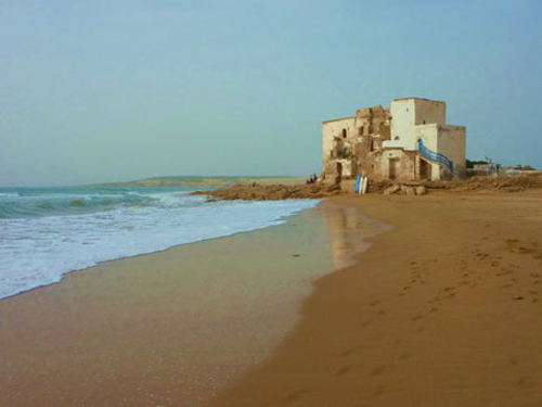 Plage Sidi Kaouki