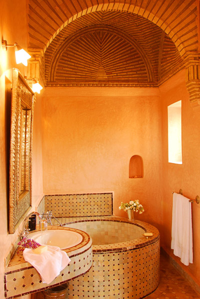 Kasbah tabelkoukt client comments reviews and for Salle de bain english