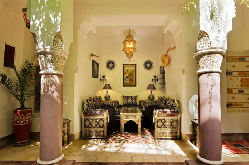 extraordinary the moroccan lounge their house museum | Eating at Dar Eliane. Book Dar Eliane Today with Hip ...