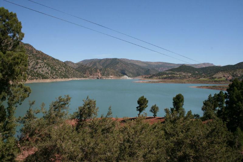 Lake Ouirgane