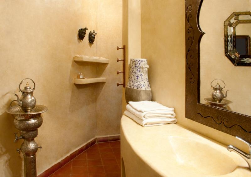 Salle de bain Suite Pacha