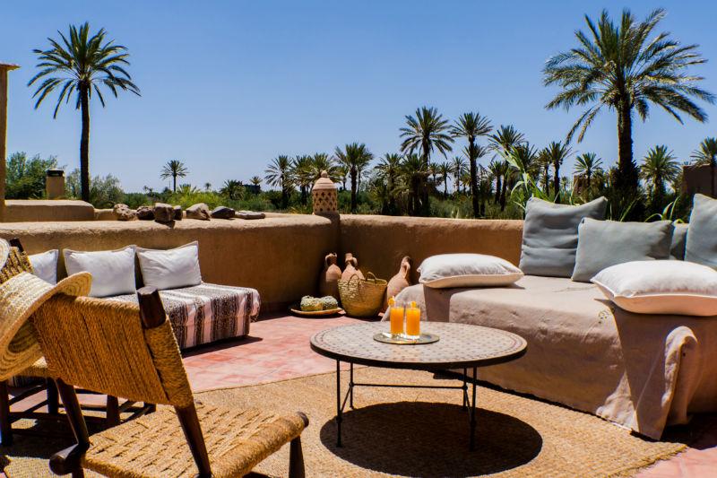 Suite Jnan terrace