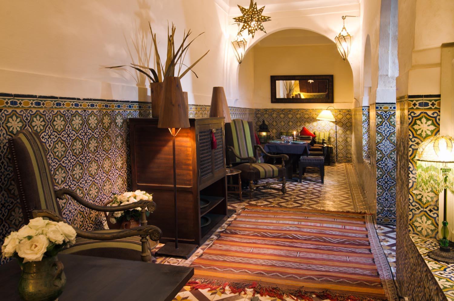 Riad vert location. book riad vert today with hip marrakech ...