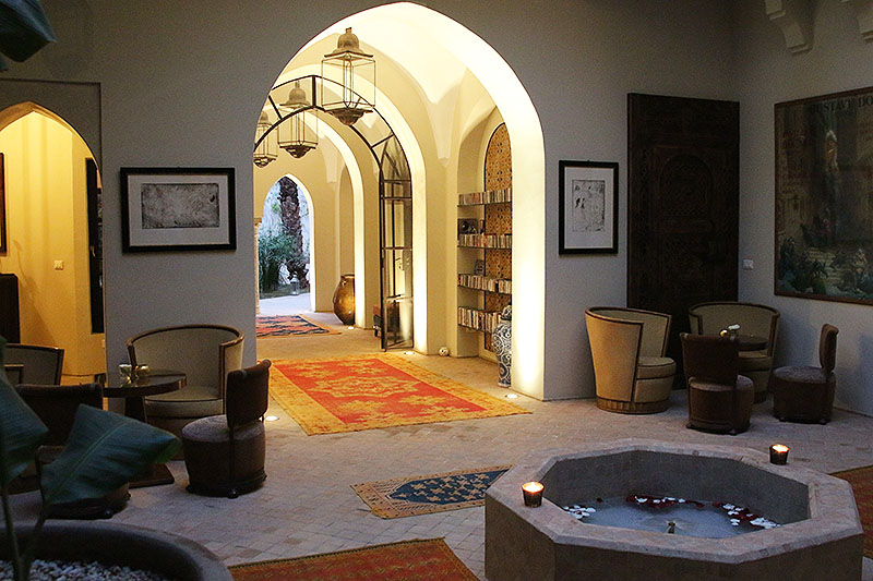 Palais Khum Luxury Riad In Marrakech Morocco Book