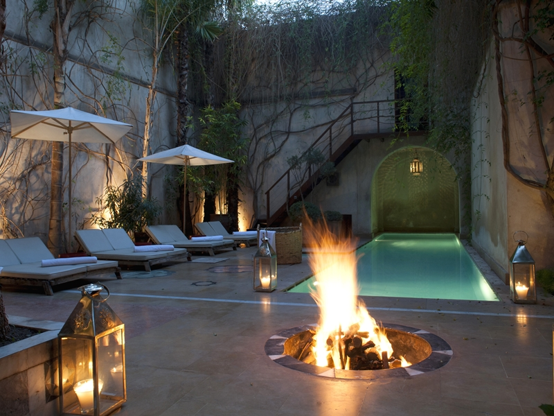El fenn luxury riad in marrakech morocco book el fenn for Top 10 riads in marrakech