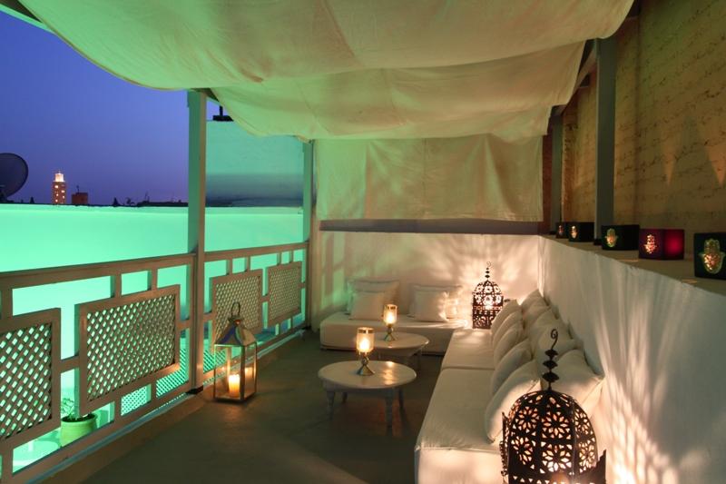 Riad chi chi luxury riad in marrakech morocco book for Luxury riad in marrakech