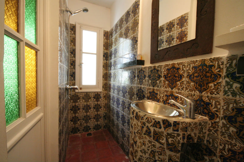 Fazya Mini-suite Bathroom