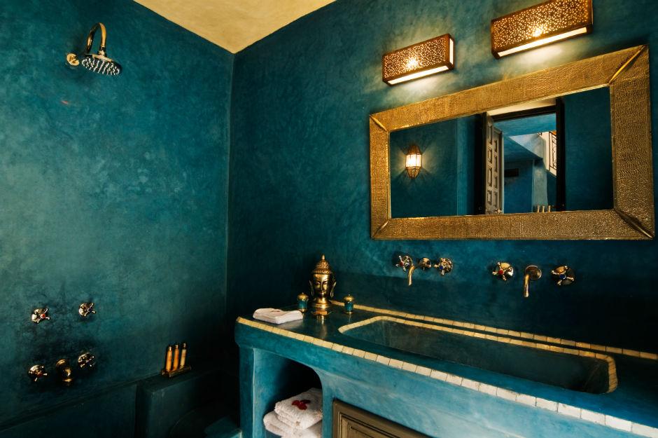 Essaouira suite shower room