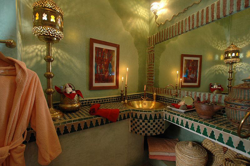 Riad amirat al jamal luxury riad in morocco book riad for Top 10 riads in marrakech