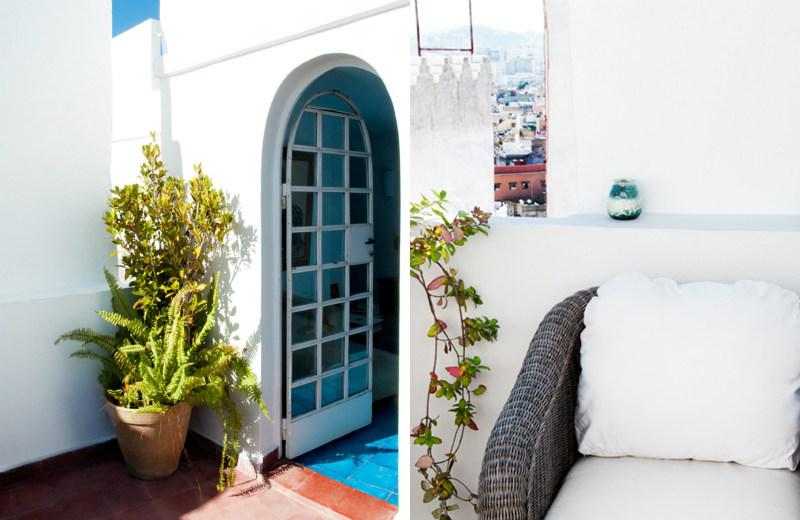 Terrasse Suite Hafa