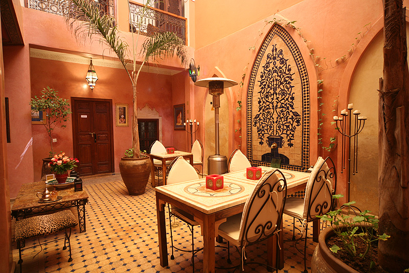 Riad Jonan - Luxury Riad in Marrakech, Morocco. Book Riad ...