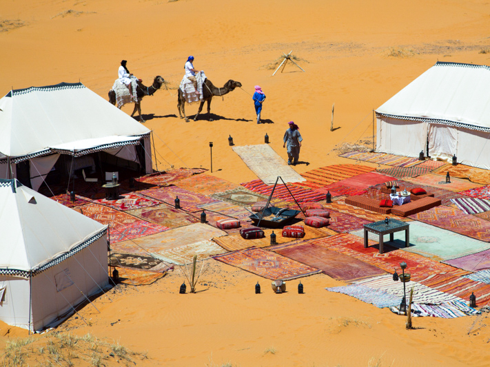 Luxury Desert Camp 4