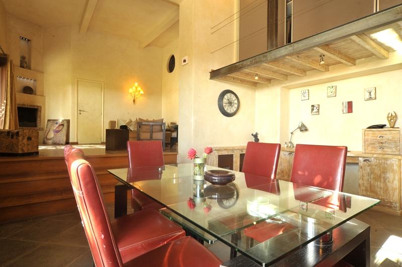 Loft Dinning Area