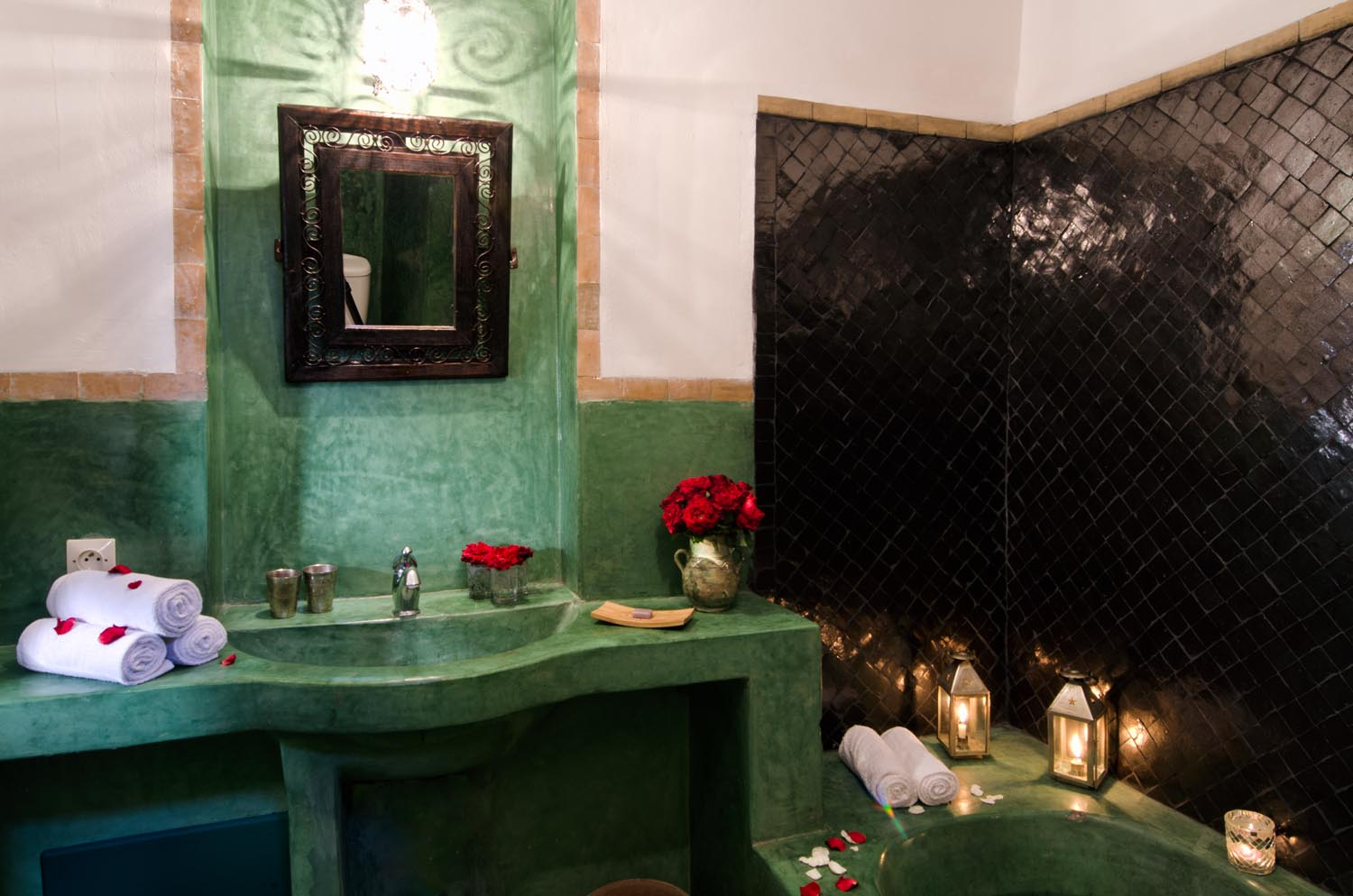 Riad Vert Location Book Riad Vert Today With Hip Morocco Holiday