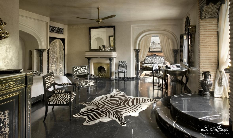 La sultana luxury riad in marrakech morocco book la for Luxury riad in marrakech
