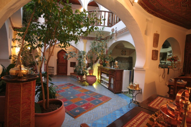 Dar Meziana Luxury Riad In Marrakech Morocco Book Dar