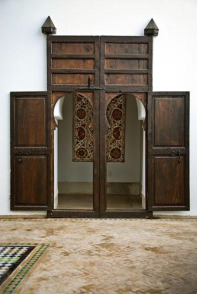 Riad porte royale luxury riad in marrakech morocco for Porte in english