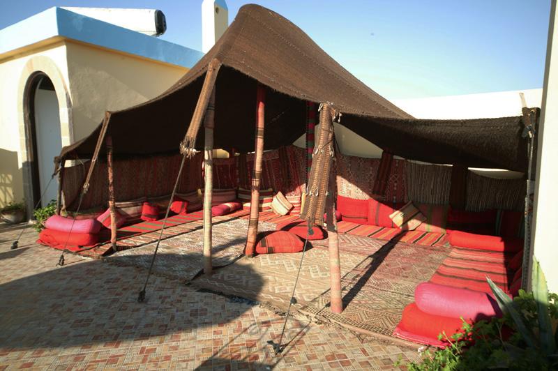 Terrace Tent