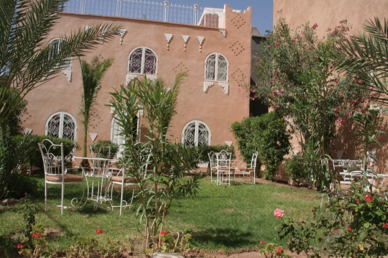 Jardin Frontal