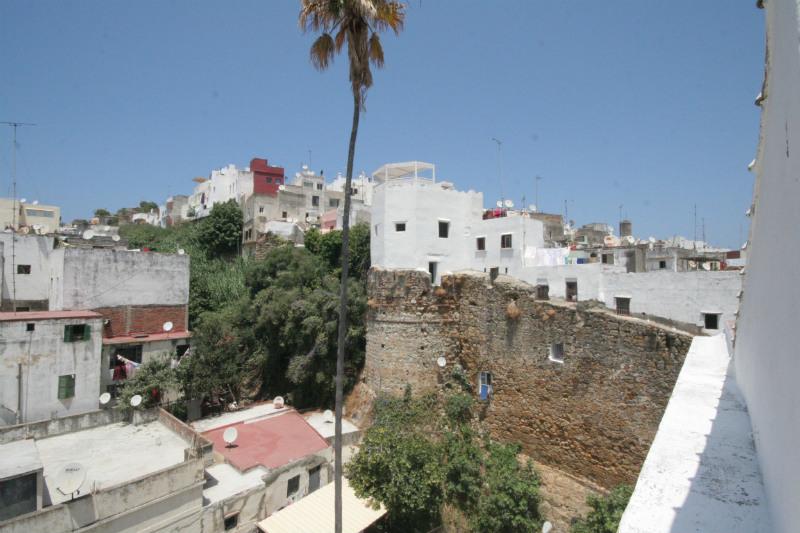 Vue de la Terrasse sur la Médina