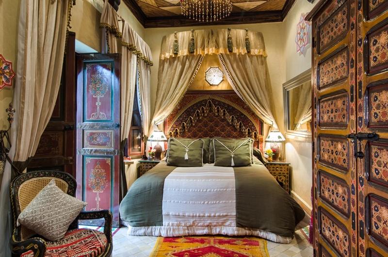 Riad hikaya luxury riad in marrakech morocco book riad for Luxury riad in marrakech