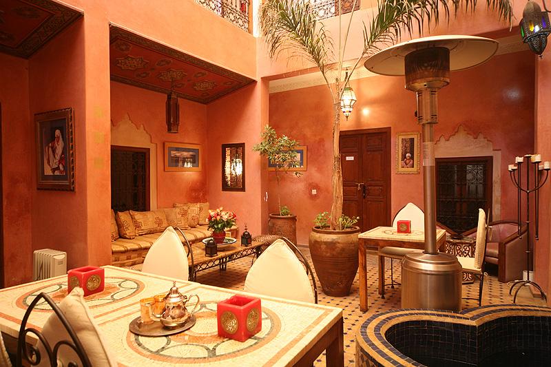 Riad Jonan Luxury Riad In Marrakech Morocco Book Riad