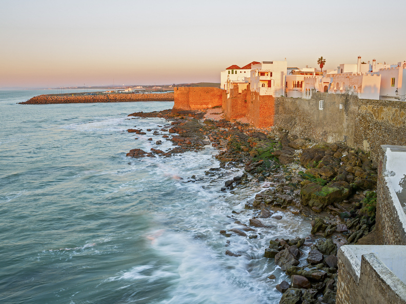 Coastline near Agadir