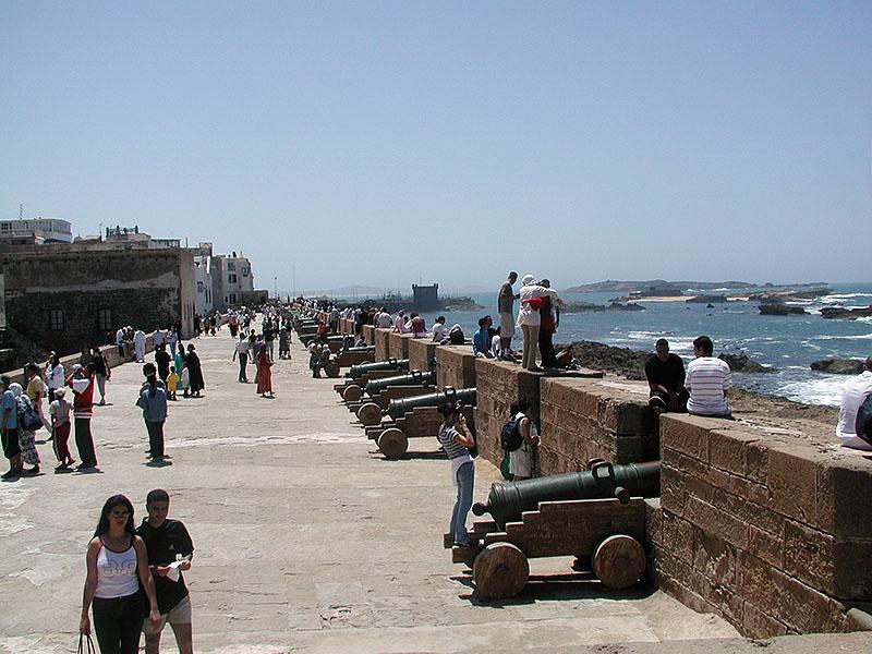 the ramparts of essaouira - photo #12