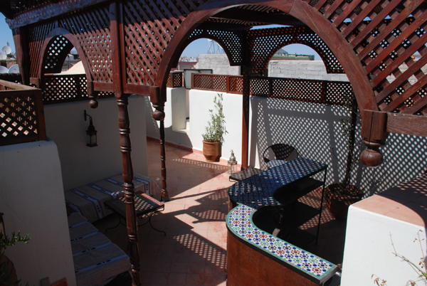 Bar on the Terrace