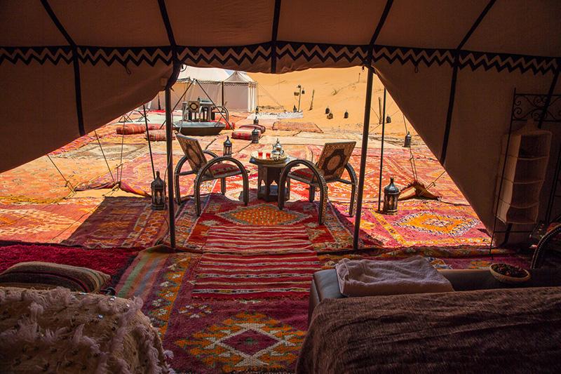 Erg Chebbi Sahara Tour Luxury Riad in Marrakech, Morocco