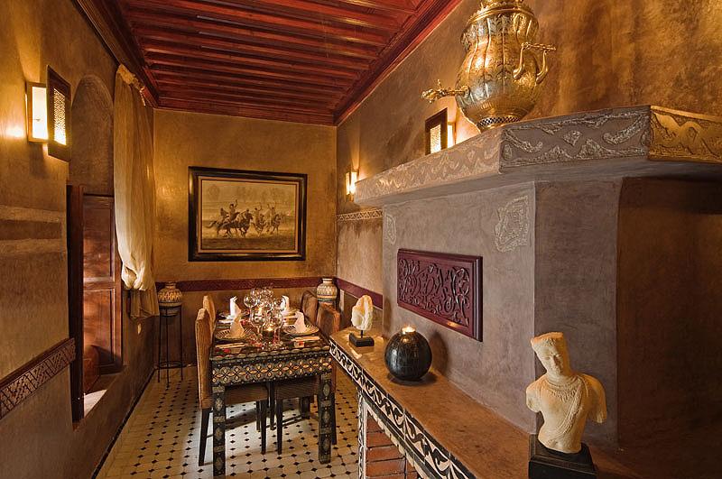 Riad el mansour luxury riad in morocco book riad el for Luxury riad in marrakech