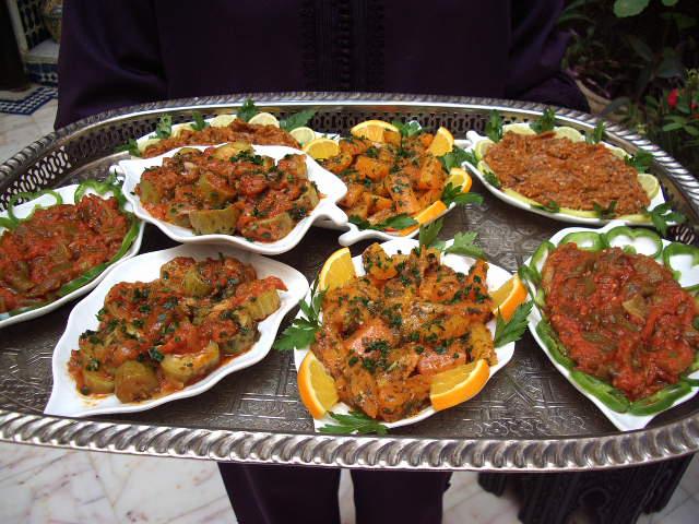 Riad ibn battouta luxury riad in morocco book riad ibn for About moroccan cuisine