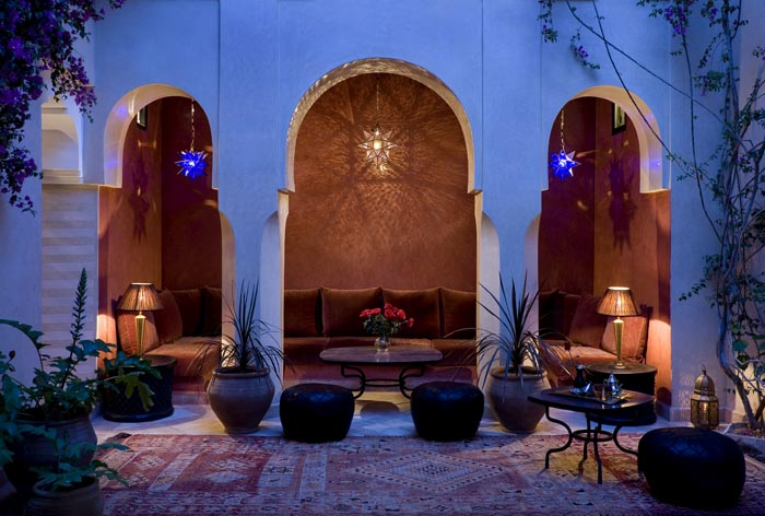 Riad meriem luxury riad in marrakech morocco book riad for Best riads in marrakesh