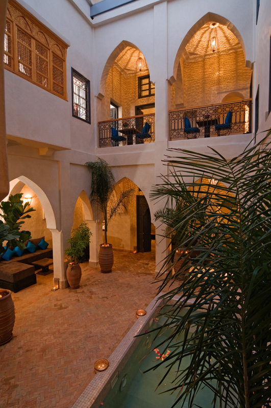 Riad Cinnamon Luxury Riad In Marrakech Morocco Book